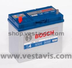Bosch Silver 45AH JIS L