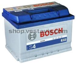 Bosch Silver 60AH JIS R