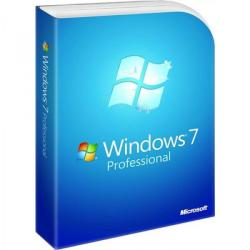 Microsoft Windows 7 Professional SP1 64bit ENG FQC-08289