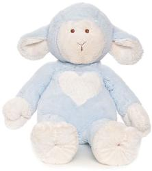 Teddykompaniet Teddy Cream Baby bárány 24 cm kék