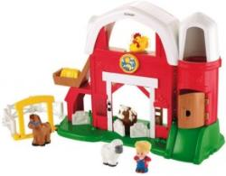 Fisher-Price Little People - Kisállat Farm (BDY69)