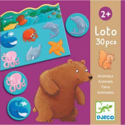 DJECO Állatok - Loto (8120)