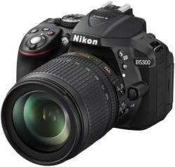 Nikon D5300 + 18-105mm VR (VBA370K004)