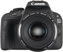 Canon EOS 100D + 18-55mm DC III (8576B033AA)