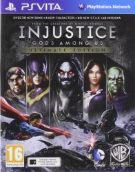 Warner Bros. Interactive Injustice Gods Among Us [Ultimate Edition] (PS Vita)
