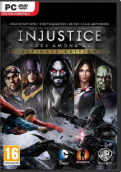 Warner Bros. Interactive Injustice Gods Among Us [Ultimate Edition] (PC)