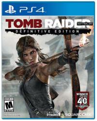 Square Enix Tomb Raider [Definitive Edition] (PS4)