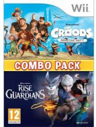 D3 Publisher The Croods Prehistoric Party + Rise of the Guardians (Wii)
