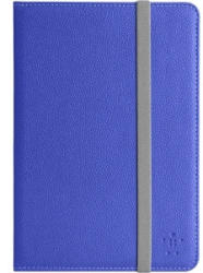 Belkin Classic Strap Cover for iPad mini - Blue (F7N032VFC01)