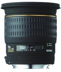 SIGMA 20mm f/1.8 EX DG Asp (Canon)