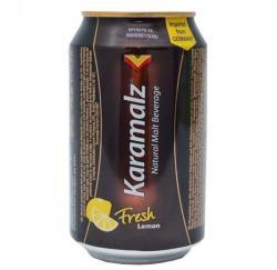 Karamalz Citromos maláta ital - dobozos 0,33l