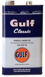 Gulf Classic 20W-50 5L