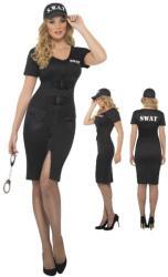 SWAT-női kommandós jelmez