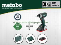 Metabo SSD 18 LTX 200