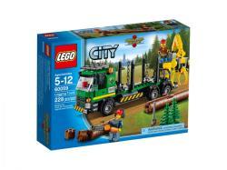 LEGO City - Rönkszállító autó 60059