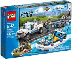 LEGO City - Vizirendőr egység (60045)
