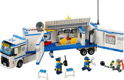 LEGO City - Mobil rendőri egység (60044)