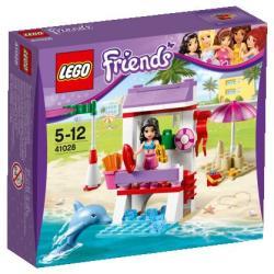 LEGO Friends - Emma vizimentő figyelőhelye (41028)