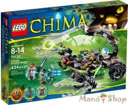 LEGO Chima - Scrom skorpiófullánkja (70132)