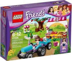 LEGO Friends Termés betakarítás 41026
