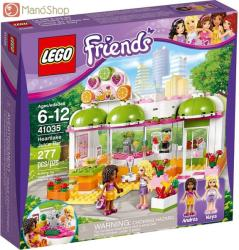 LEGO Friends - Heartlake dzsúsz bár (41035)