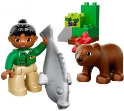 LEGO Duplo - Állatkerti gondozás (10576)
