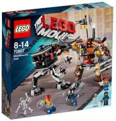 LEGO The LEGO Movie - Fémszakáll párbaja (70807)