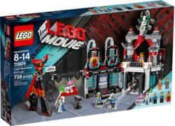 LEGO The LEGO Movie - Lord Biznisz rejtekhelye (70809)
