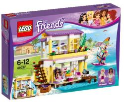 LEGO Friends - Stephanie tengerparti háza (41037)