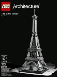 LEGO Architecture - Eiffel Torony (21019)
