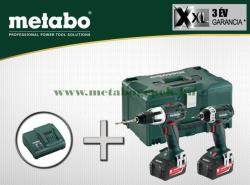 Metabo Combo Set 2.1 4 18V 685032000