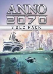 Ubisoft Anno 2070 DLC Pack 1-3 (PC)