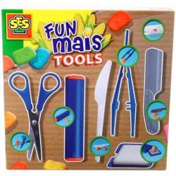 SES Fun Mais Kukoricapehely építő szerszámok