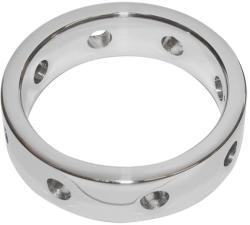 Lyukacsos fém péniszgyűrű