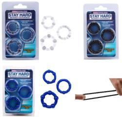 Stay Hard Cock Rings