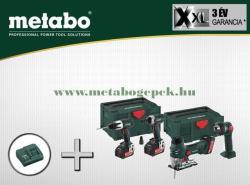 Metabo Combo Set 4.2 2 18V 685042000