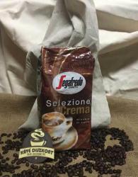 Segafredo Selezione Crema, szemes, 1kg