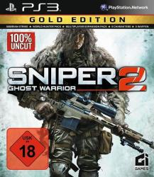 City Interactive Sniper Ghost Warrior 2 [Gold Edition] (PS3)