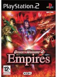 Koei Dynasty Warriors 4 Empires (PS2)