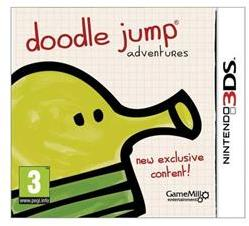 Avanquest Software Doodle Jump Adventures (3DS)