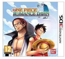 Namco Bandai One Piece Romance Dawn (3DS)