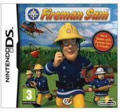 Nintendo Fireman Sam (Nintendo DS)