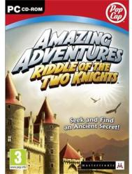 Mastertronic Amazing Adventures Riddle of The Two Knights (PC)