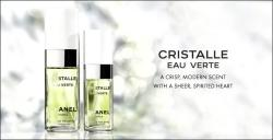 CHANEL Cristalle Eau Verte EDT 100ml