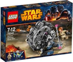 LEGO Star Wars General Grievous Wheel Bike 75040