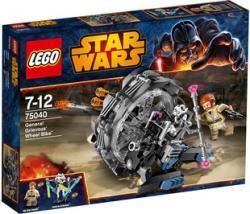 LEGO Star Wars General Grievous Wheel Bike 75040