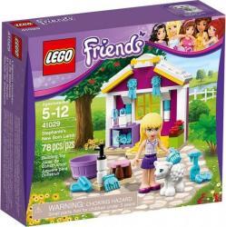 LEGO Friends - Stephanie újszülött báránykája (41029)