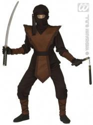 Widmann Barna ninja - 140cm-es méret (38707)