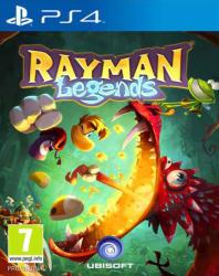 Ubisoft Rayman Legends (PS4)