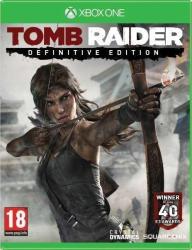 Square Enix Tomb Raider [Definitive Edition] (Xbox One)